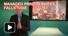 Video - Managend Print Services Fallstudie
